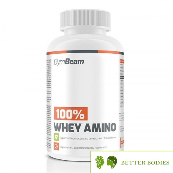 Gym Beam 100% Whey Amino, 200 таблетки