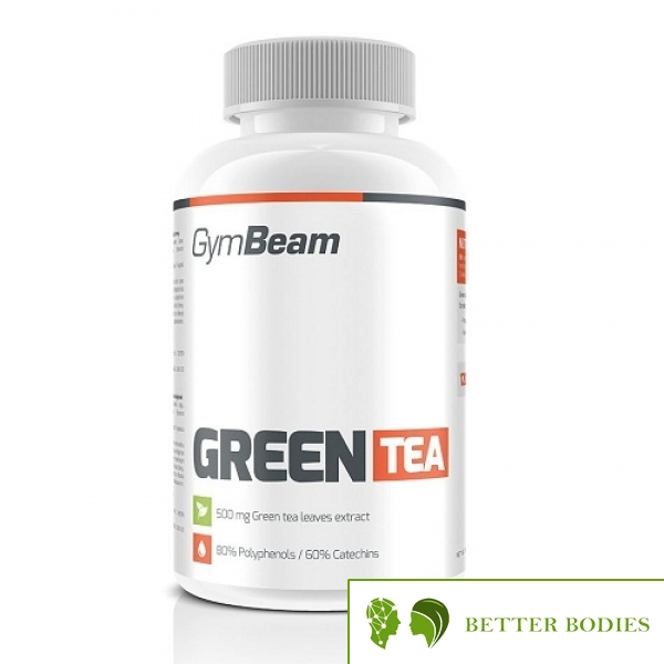 Gym Beam Green Tea, 120 капсули