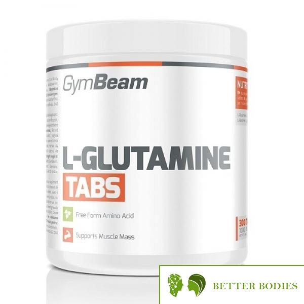 Gym Beam L-Glutamine, 300 таблетки