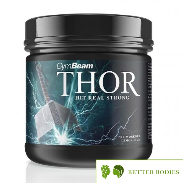 Gym Beam Pre-Workout Powder Thor, 210 грама