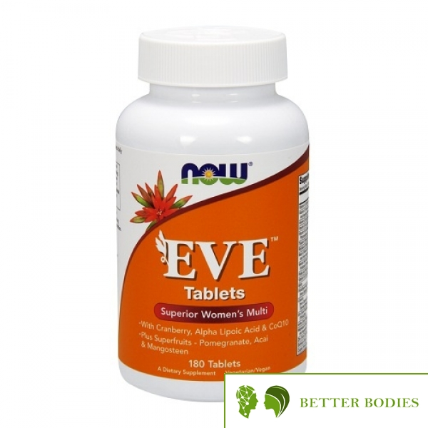 NOW Eve Women`s Multiple, 180 таблетки
