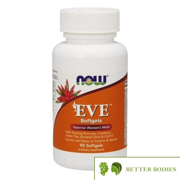 NOW Eve™ Women`s Multiple, 90 гел капсули
