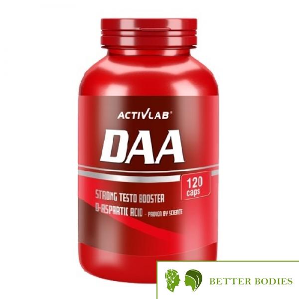 Activlab DAA 1000, 120 капсули