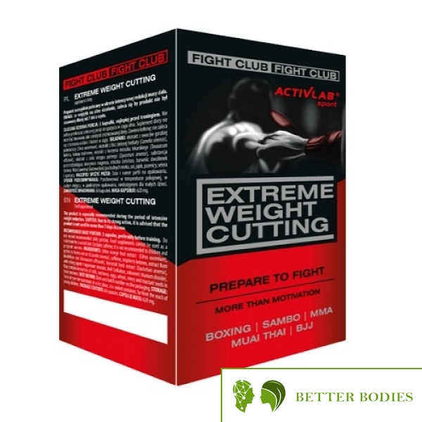 Activlab Extreme Weight Cutting, 60 капсули