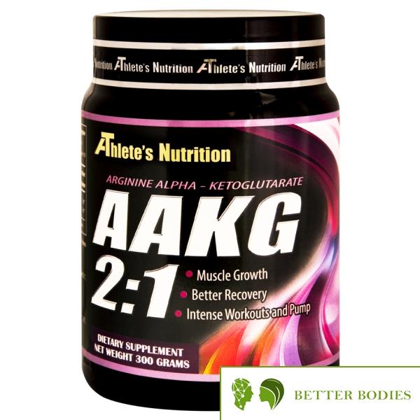 Athlete`s Nutrition  AAKG, 300 грама