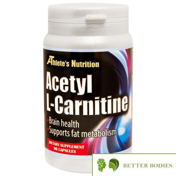 Athlete`s Nutrition  Acetyl L-carnitine 90 капсули