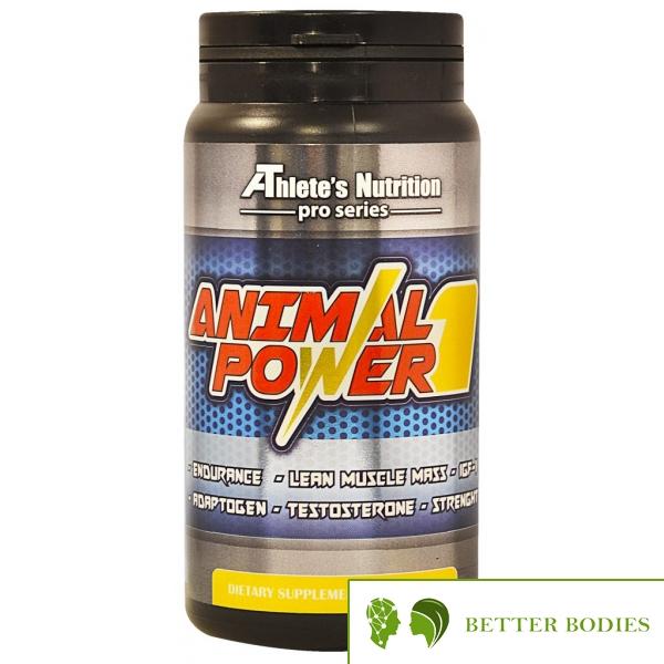 Athlete`s Nutrition Animal Power 1, 120 таблетки