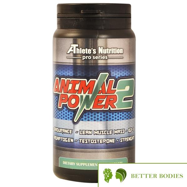 Athlete`s Nutrition Animal Power 2, 120 таблетки