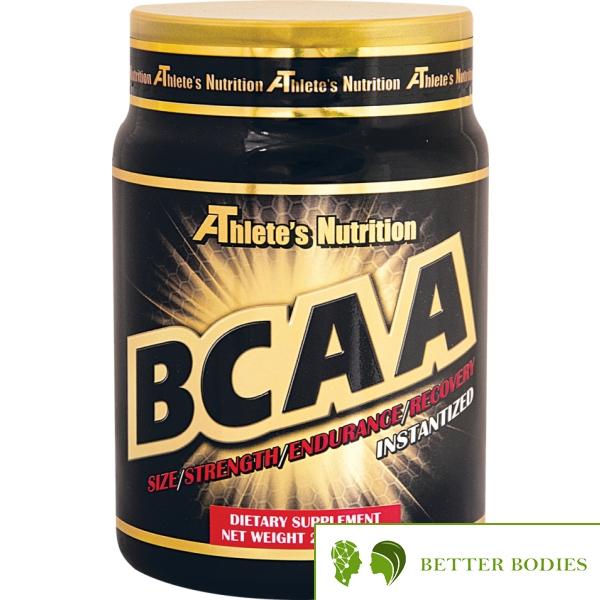 Athlete`s Nutrition BCAA Instantized, 250 грама