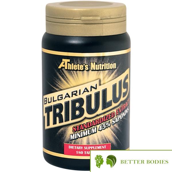 Athlete`s Nutrition Bulgarian Tribulus 600 mg, 180 таблетки