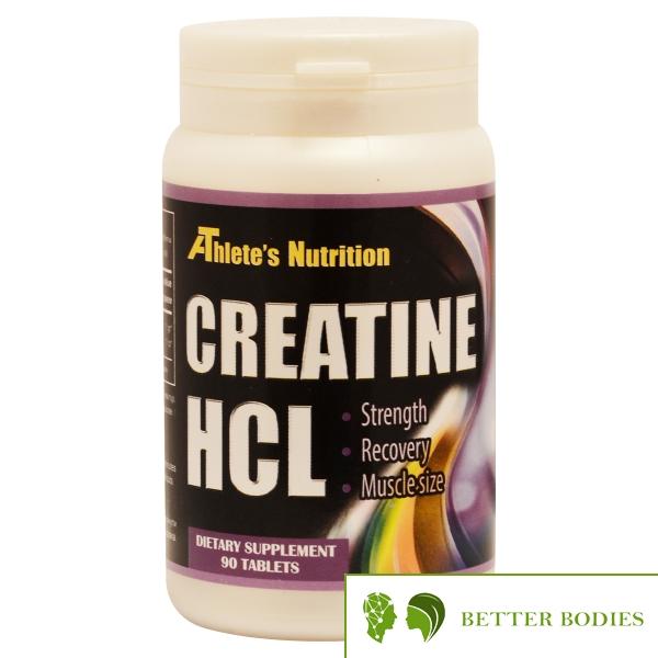 Athlete`s Nutrition Creatine HCL, 90 таблетки