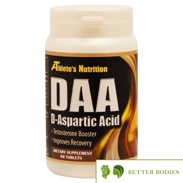 Athlete`s Nutrition  D-aspartic acid, 90 таблетки