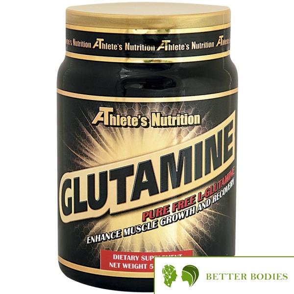Athlete`s Nutrition Glutamine, 500 грама