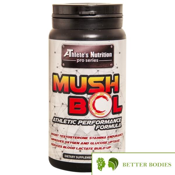 Athlete`s Nutrition MushBol, 90 таблетки