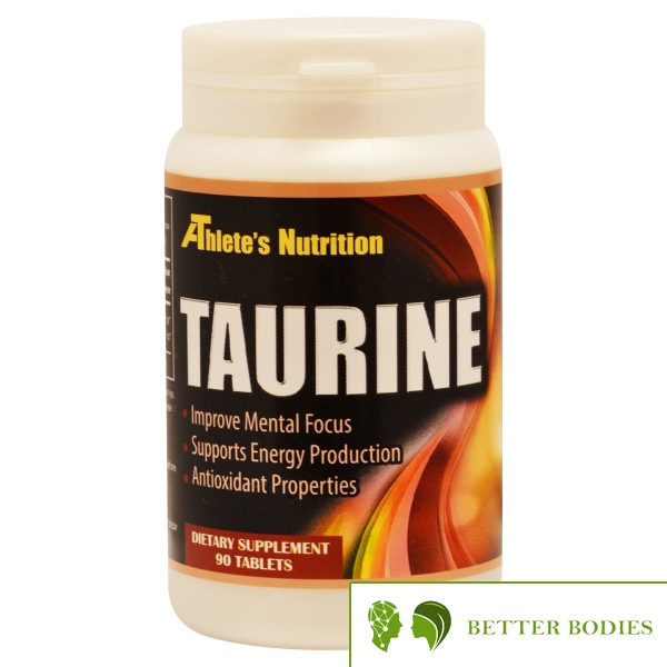 Athlete`s Nutrition Taurine, 90 таблетки