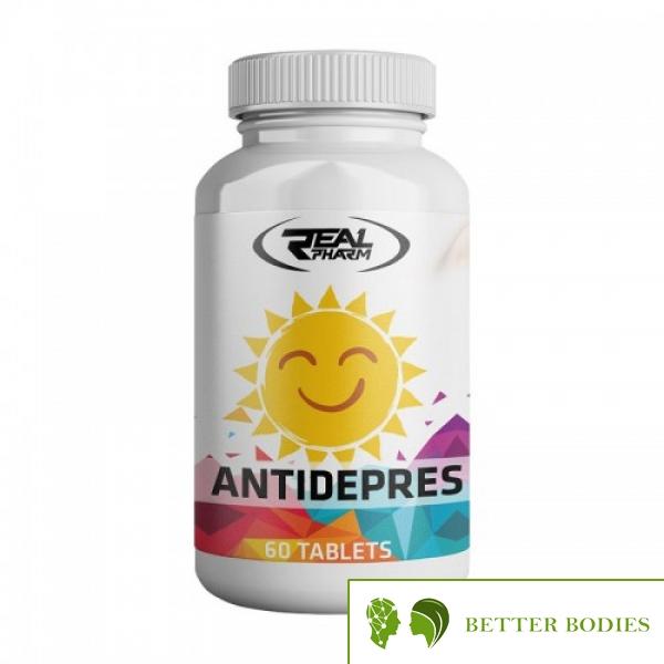 Real Pharm Antidepres - 60 таблетки