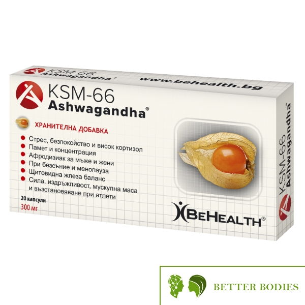 Ashwagandha / KSM-66
